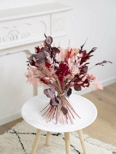 Bouquet de fleurs séchées Pétra