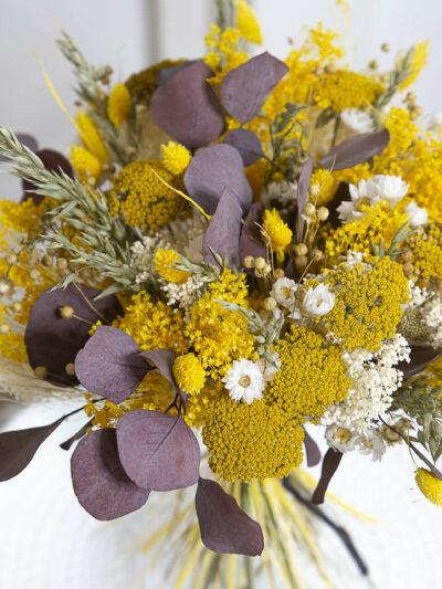 Bouquet de fleurs séchées Izamal